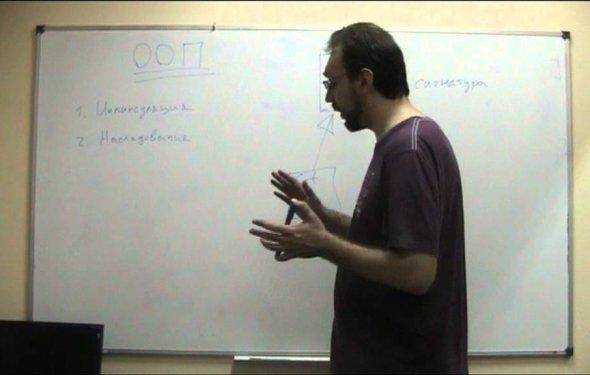 Лекция по основам Java: ООП